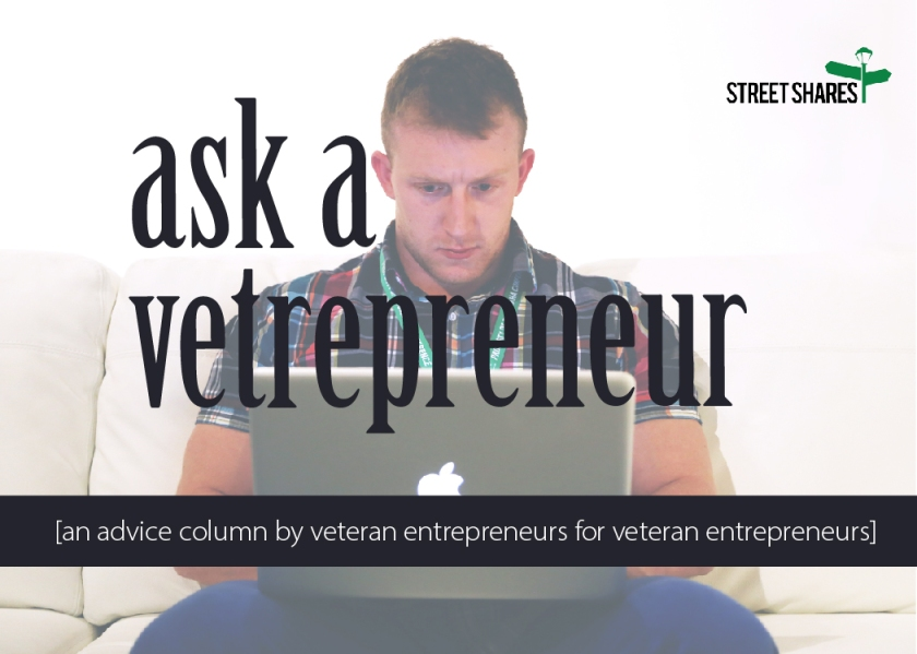 Ask a Vetrepreneur 5