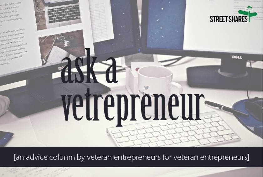 Ask a Vetrepreneur 7