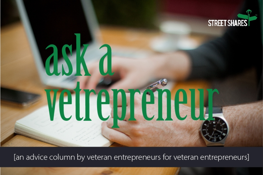 Ask a Vetrepreneur 8