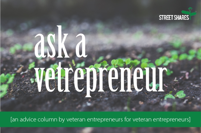 Ask a Vetrepreneur 9